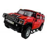 Машинка р/у 1:14 Meizhi лиценз. Hummer H2 (красный) (MZ-2026r)