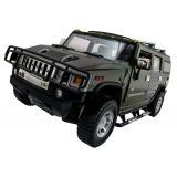 Машинка р/у 1:14 Meizhi лиценз. Hummer H2 (зеленый) (MZ-2026g)