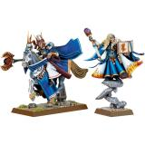 HIGH ELF ARCHMAGE AND MAGE
