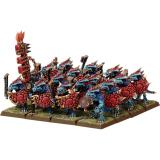 LIZARDMEN SAURUS WARRIORS