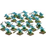 LIZARDMEN SKINKS REGIMENT