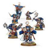 MARNEUS CALGAR AND HONOUR GUARD