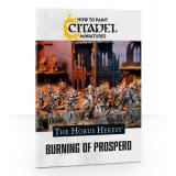 HOW TO PAINT: BURNING OF PROSPERO (ENG)