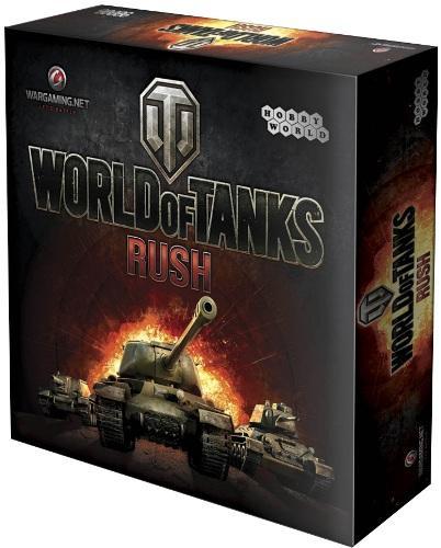 World of Tanks: Rush (2-е рус. изд)
