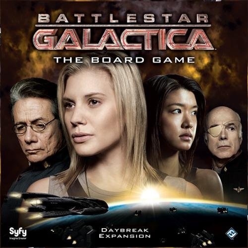 Battlestar Galactica: Daybreak Expansion