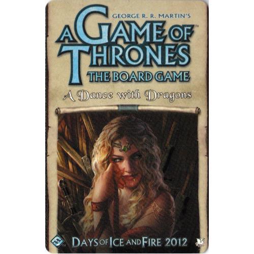 A Game of Thrones A Dance with Dragons (Игра Престолов Танец с Драконами)