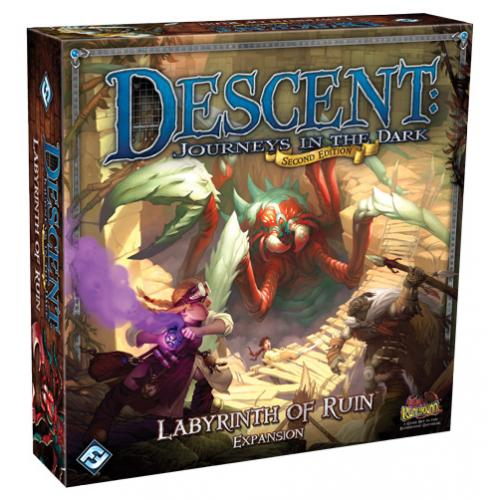 Descent: Journeys in the Dark (2nd Edition) Labyrinth of Ruin