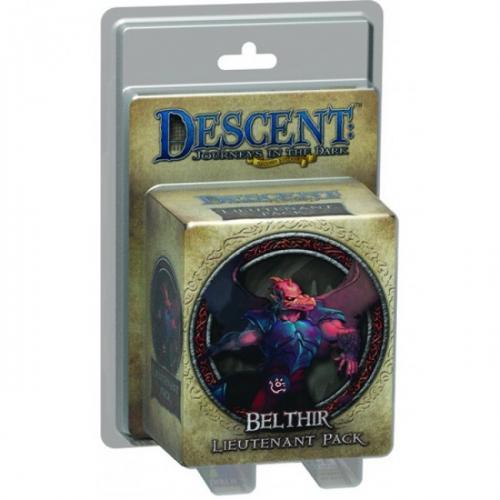 Descent: Lieutenant Pack - Belthir