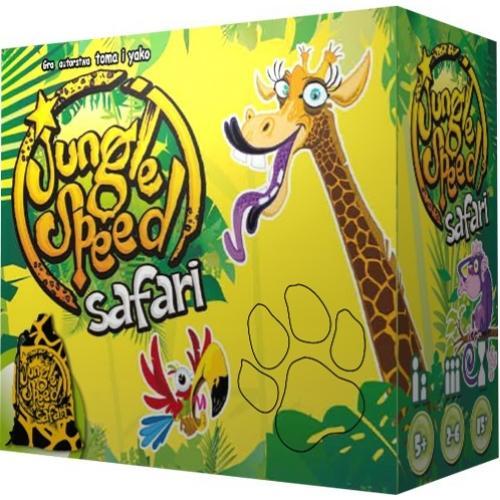 Jungle Speed: Safari (Дикие Джунгли Сафари)