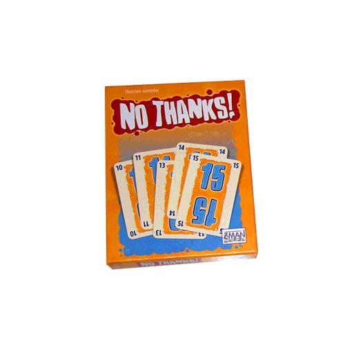 No Thanks! (Нет, спасибо!)