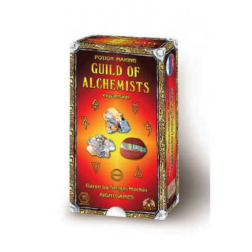 Potion-Making. Guild of Alchemists (expansion)