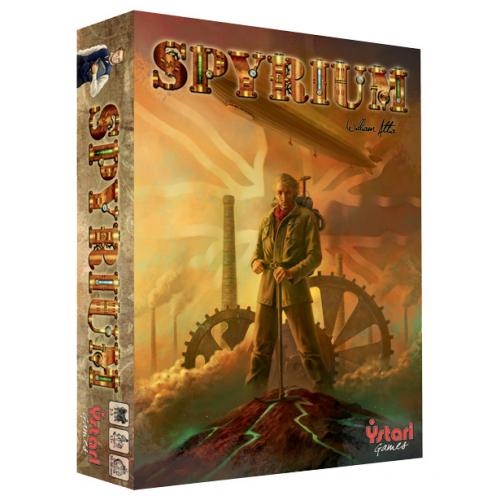 Spyrium (Спириум)