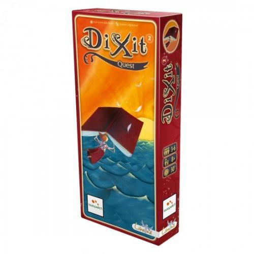 Dixit 2: Quest (Диксит 2: Приключение)