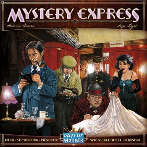 Mystery Express (Тайна Восточного Экспресса)