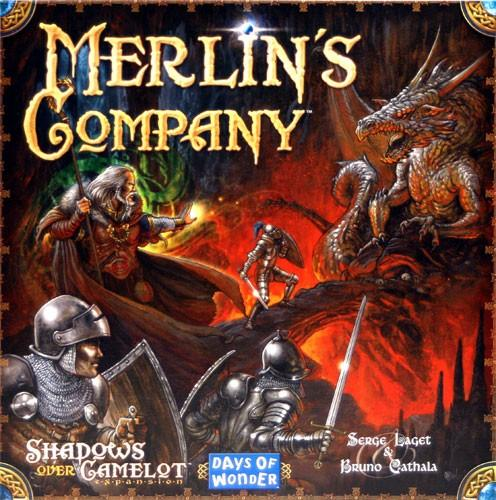 Shadows over Camelot: Merlin's Company (Тени над Камелотом: компания Мерлина)