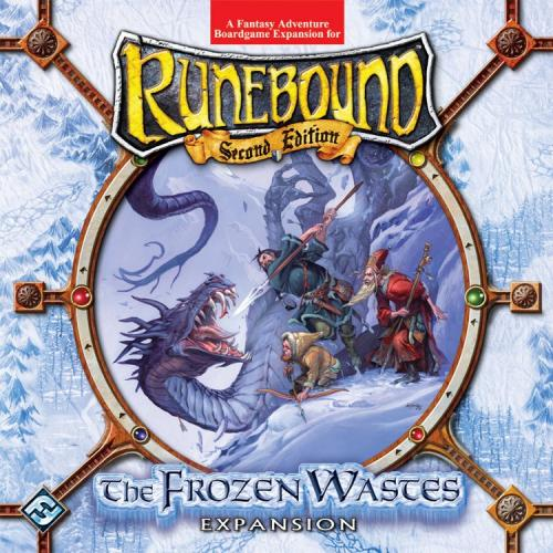 Runebound: Frozen Wastes Expansion (Дополнение)