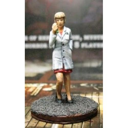 Arkham Horror Investigator Miniatures: Kate Winthrop (Миниатюра