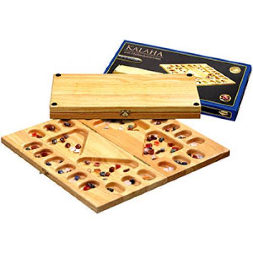 Калаха для 2-4 игроков, 41х21х4см (Philos 3128) Германия