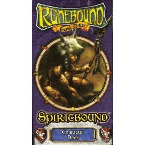 Runebound: Spiritbound Character Deck (Дополнение)