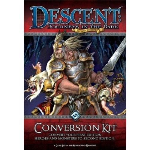 Descent: Journeys in the Dark 2nd Edition Conversion Kit