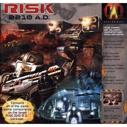 Risk 2210 A.D. (Риск 2210)