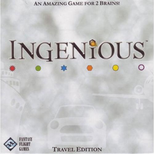 Ingenious: Travel Edition (Гениальность: Компактная версия)
