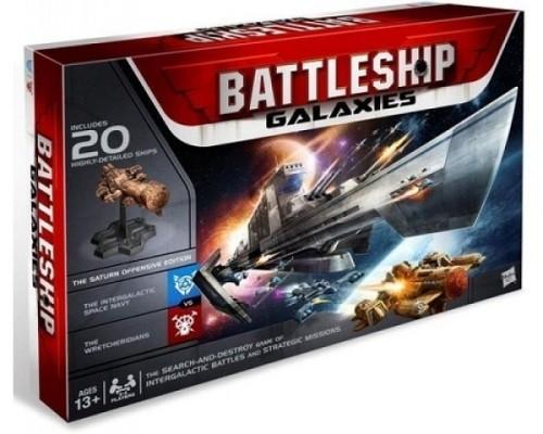Battleship Galaxies (Борьба за Галактику)