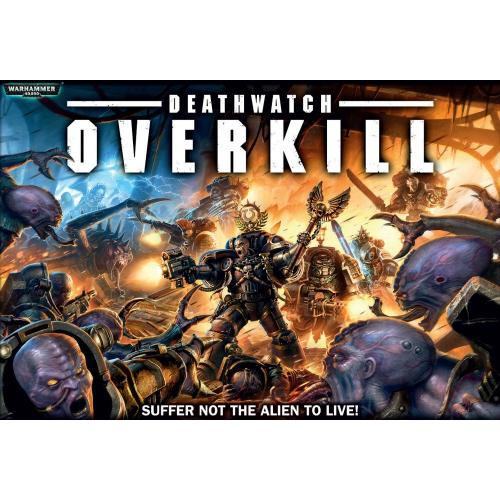 DEATHWATCH OVERKILL (ENGLISH)