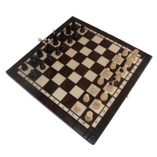 Комплект шахматы и шашки малые