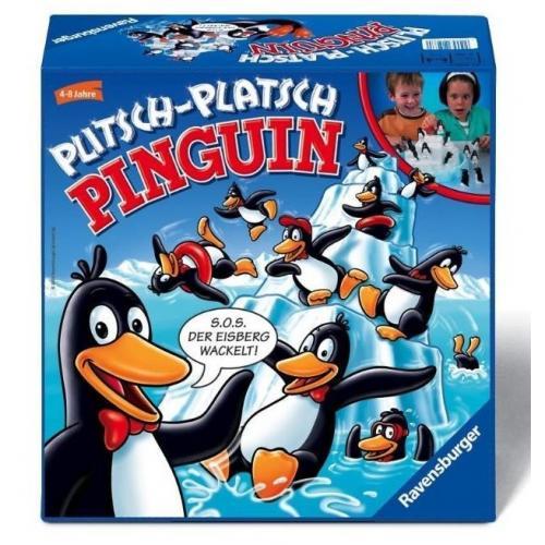 Пингвины на льдине (Plitsch-Platsch Pinguin)