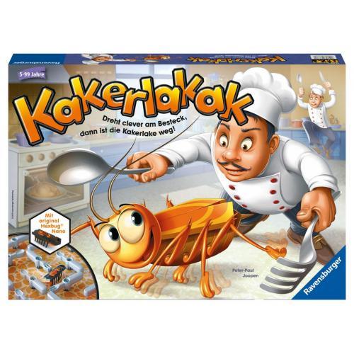 Кукарача (Kakerlakak)