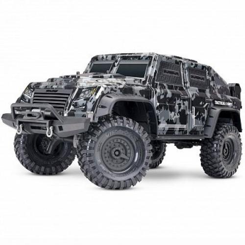 Автомобиль Traxxas TRX-4 Tactical Unit 1:10 RTR 586 мм 4WD 2,4 ГГц (82066-4)
