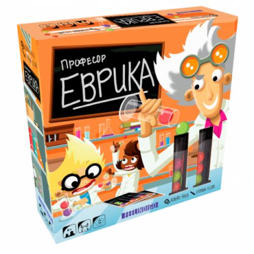 Професор Еврика (Dr. Eureka)