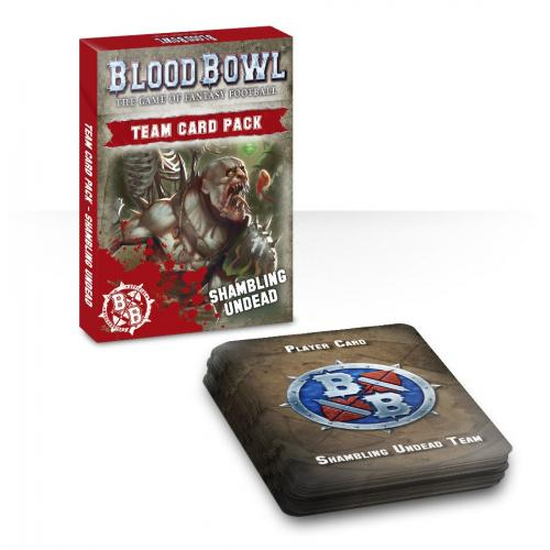 BB: SHAMBLING UNDEAD CARD PACK (ENGLISH)