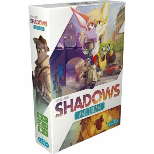 Shadows Amsterdam (Тіні: Амстердам)