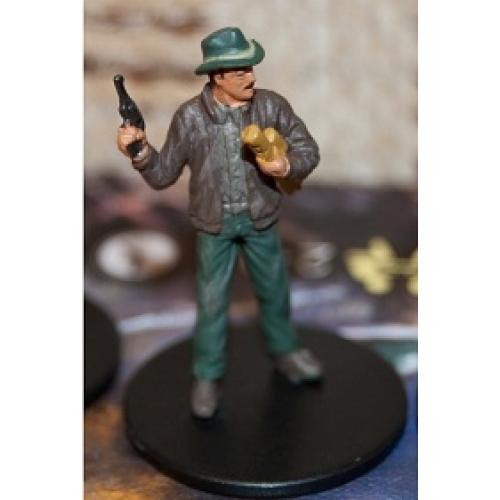 Arkham Horror Investigator Miniatures: Monterey Jack (Миниатюра