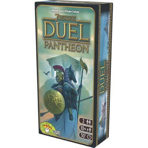 7 Wonders Duel Pantheon (7 Чудес Дуэль Пантеон)