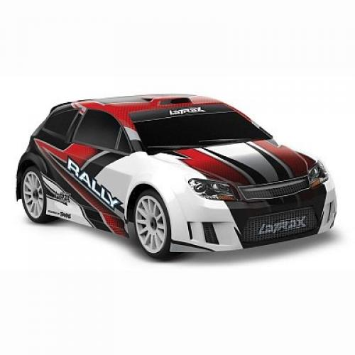 Автомобиль Traxxas LaTrax Rally Racer 1:18 RTR 265 мм 4WD 2,4 ГГц (75054-5 Red)