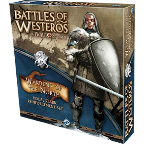 Battles of Westeros: Wardens of the North Expansion (Битвы Вестероса: Хранители Севера)