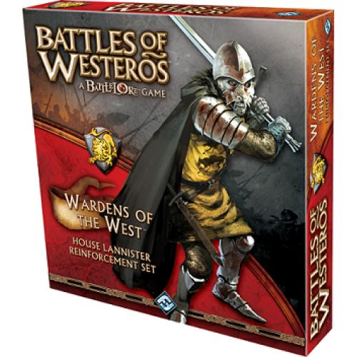 Battles of Westeros: Wardens of the West Expansion (Битвы Вестероса: Хранители Запада)