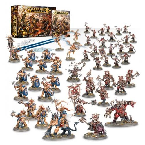 WARHAMMER: AGE OF SIGMAR (ENGLISH)