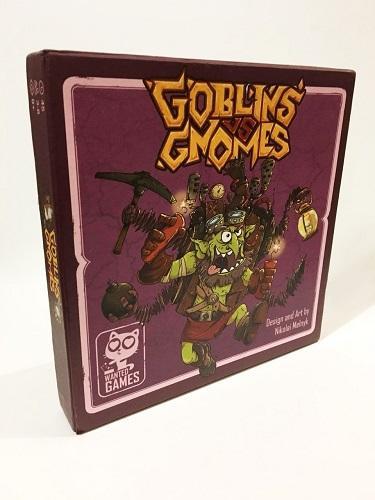 Goblins vs Gnomes (Гоблины и Гномы)