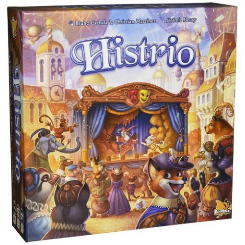 Histrio (Хистрио. Пьеса из леса)