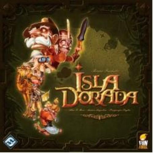 Isla Dorada (Исла Дорада)