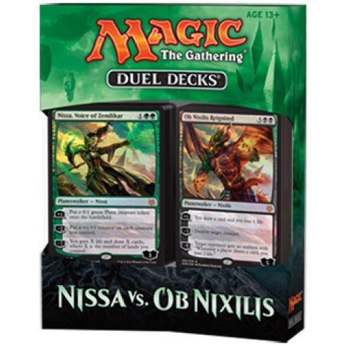 Duel Deck NISSA vs OB NIXILIS