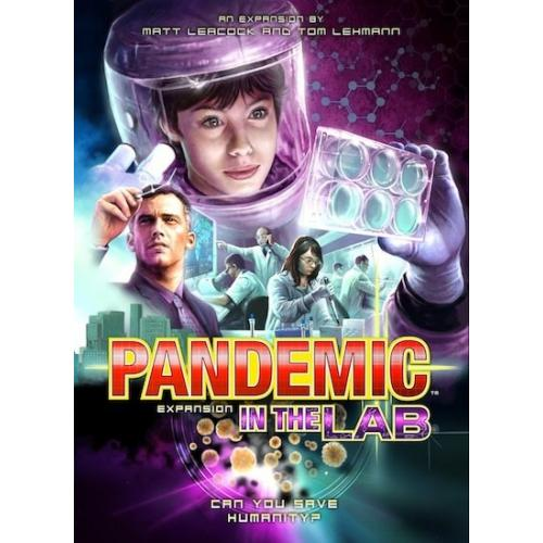 Пандемия: В лаборатории (Pandemic: In The Lab)