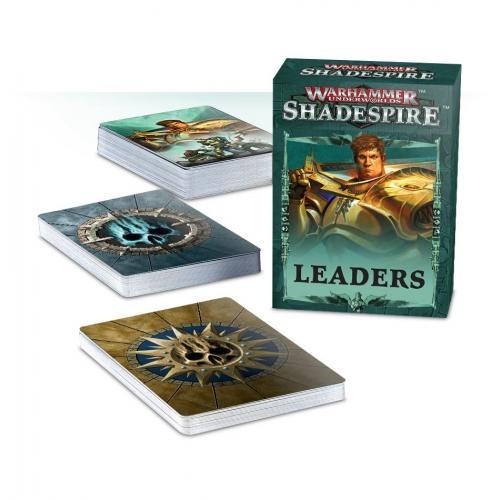 WHU: SHADESPIRE LEADER CARDS (ENGLISH)