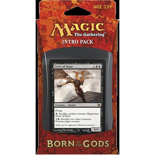 MTG: Born of the Gods Intro Pack: Death's Beginning (BG)