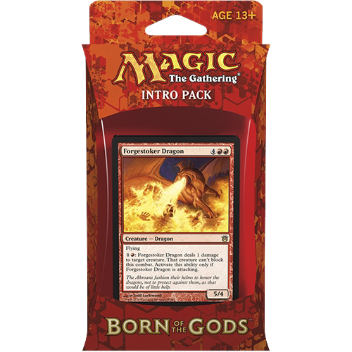 MTG: Born of the Gods Intro Pack: Forged in Battle (WR)