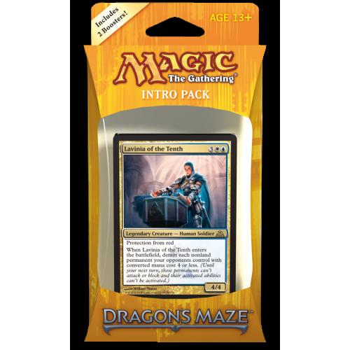 MTG: Dragon's Maze Intro Pack: Azorius Authority